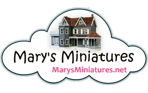Visit MarysMiniatures.net